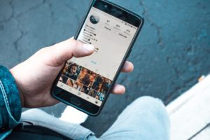 Sponsorisation des post Instagram